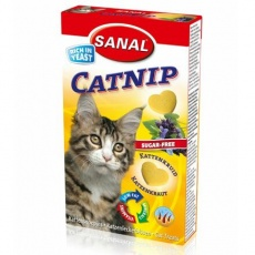 Sanal Catnip 24g/40tbl - DOPRODEJ