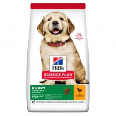 Hill's Science Plan LARGE BREED PUPPY FOOD with CHICKEN 2,5 kg