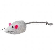 Myší škola na kartě 5cm [24ks]