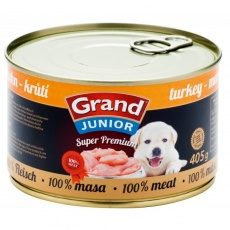 Grand SuperPremium Morka Junior 405 g