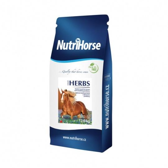 Nutri Horse Müsli HERBS 12,5 kg NEW