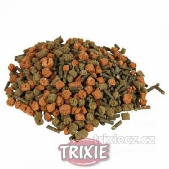 Granulované krmivo pelety pre suchozemské korytnačky 600 g/1000 ml