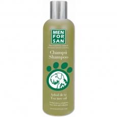 Menforsan Šampon proti svrbeniu s Tea Tree pes 300ml