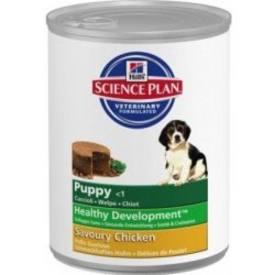 Hill´s Science Plan Ca Puppy Chicken 370 g