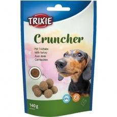 Cruncher - křupavé kuličky s krůtím masem, 140 g