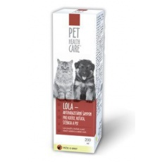 Šampon LOLA antiparazit. pro psy a kočky 200ml PHC 5 + 1 ZADARMO