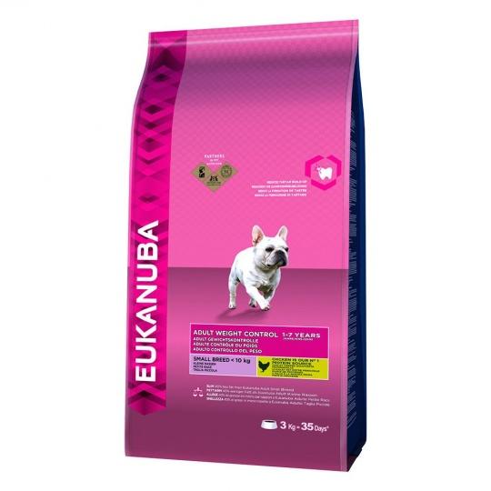 Eukanuba Dog Adult Small Weight Control 3kg
