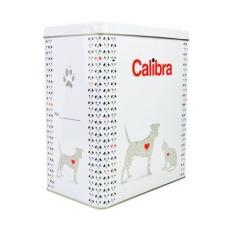 Calibra - box plechový malý 2 kg
