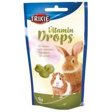 Vitamin Drops se zeleninou pro hlodavce 75g TRIXIE - DOPRODEJ