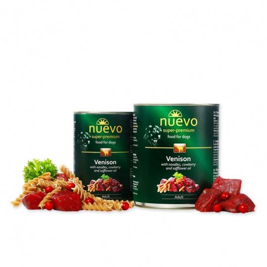 Nuevo Adult Zverinové menu  800 g