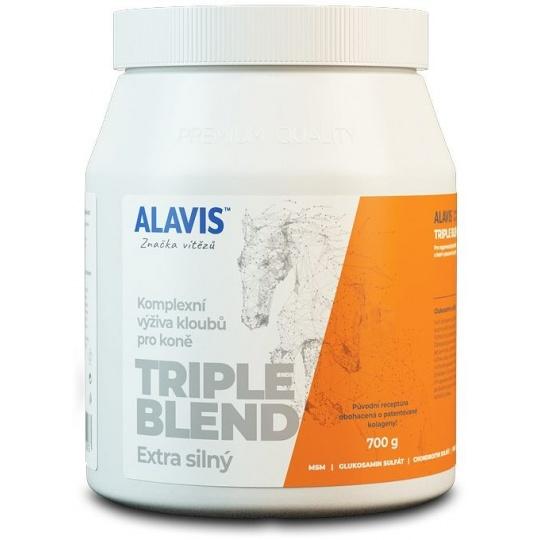 Alavis Triple Blend Extra silný pre kone 700 g