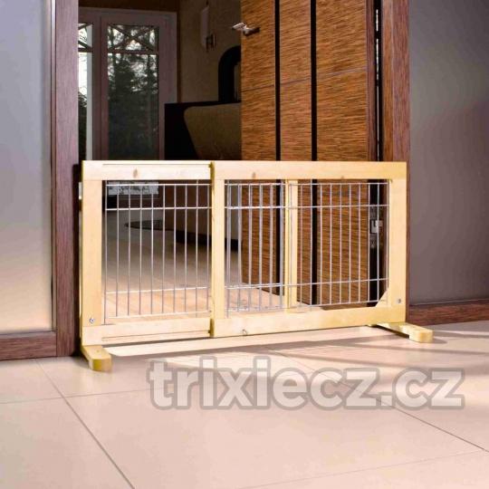 TRIXIE Posuvná bariéra - 108 x 50 x 31 cm