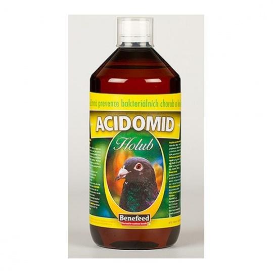 Benefeed Acidomid H holuby 1 l