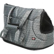 Transportní taška RIVA 26x30x45cm, stříbrná