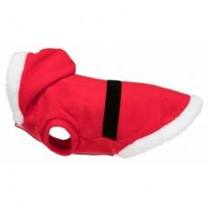 Vánoční obleček Santa Claus, S: 35 cm: 52 cm, červený