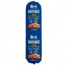 BRIT Sausage Dog Beef & Fish-Sport  800 g