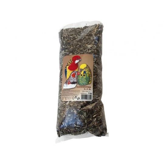 Avicentra Slnečnica čierna 1 kg