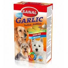 SANAL s česnekem 100 g - DOPRODEJ