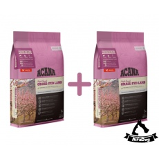 ACANA Dog Grass-Fed Lamb Singles 2 x 17 kg + DOPRAVA ZDARMA