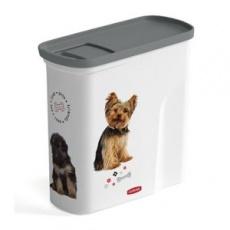 Curver kontajner na suché krmivo 2l pes