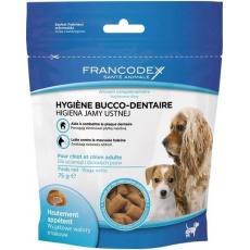 Francodex pochúťka Breath Dental pes 75g