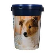 Happy Dog Nádoba na suché krmivo - plastová, 43 L