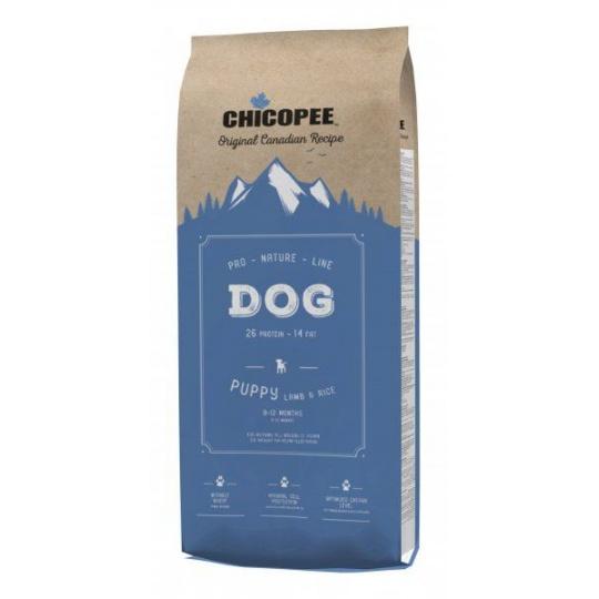 Chicopee Pro Nature Line Puppy Lamb & Rice 20 kg