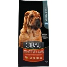 CIBAU Adult Sensitive Lamb & Rice 2,5 kg
