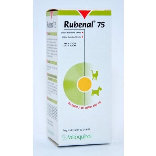 Rubenal 75 mg 60 tbl.
