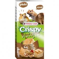 Versele Laga Crispy Biscuits Mammals Nuts - s orechami 70 g ( 6ks)