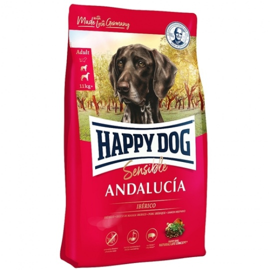 Happy Dog Supreme ANDALUCIA 11 kg  + DOPRAVA ZADARMO