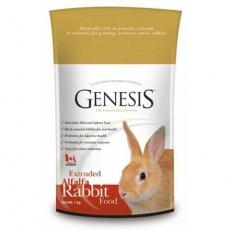 GENESIS RABBIT FOOD ALFALFA 2kg granulované k.pro králíky