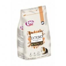 EXTRIMO kompletní krmivo pro morčata v sáčku se zipem 750 g