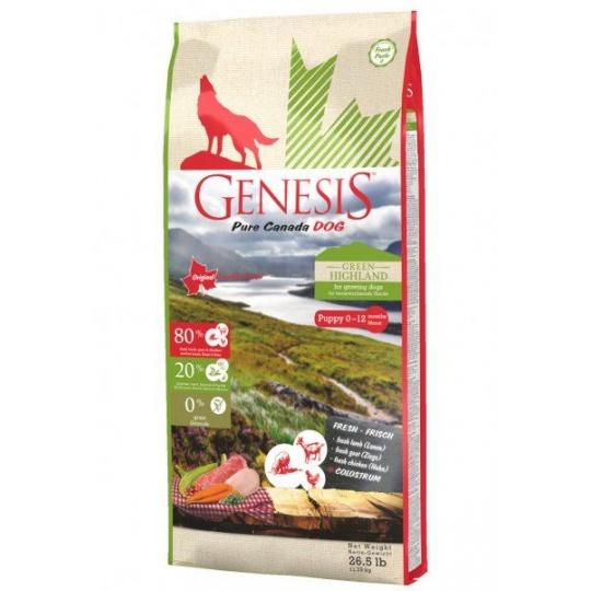 Genesis Pure Canada Green Highland Puppy 11,79 kg