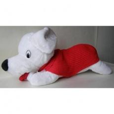 Pletený svetr jednobarevný 59 cm