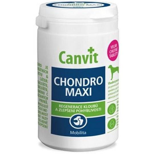 Canvit Chondro Maxi pre psy ochutené 1 000 g