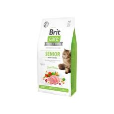 Brit Care Cat Grain-Free SENIOR AND WEIGHT CONTROL 7 kg