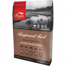 Orijen Dog Regional Red 11,4 kg + DOPRAVA ZDARMA