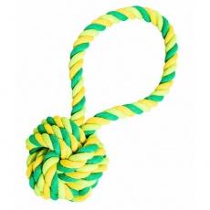 Přetahovadlo HipHop bavlněné 24 cm /190 g limetková, zelená