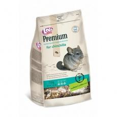 LOLO PREMIUM krmivo pro činčily 750 g sáček