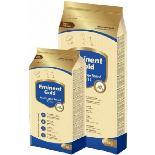 Eminent Gold Adult Large Breed 2 x 17 kg
