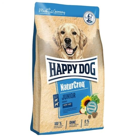 Happy Dog NaturCroq JUNIOR 15kg + DOPRAVA ZDARMA