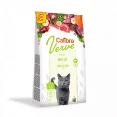Calibra Cat Verve GF Adult Lamb&Venison 8+ 750g
