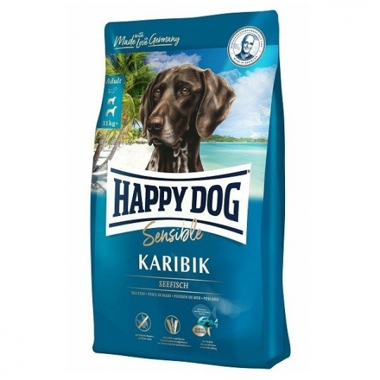 Happy Dog Supreme Sensible Karibik Ryby & Zemiaky 1 kg