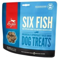ORIJEN Treats Six Fish  42,5 g