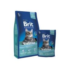 Brit Premium Cat Sensitive 1,5 kg NEW