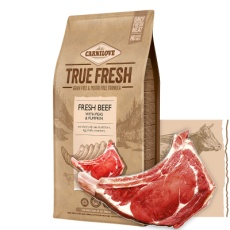 Carnilove dog True Fresh Beef Adult 11,4 Kg