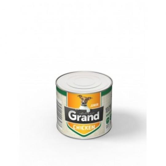Grand Deluxe 100% Kuracie Junior 12 x 180 g