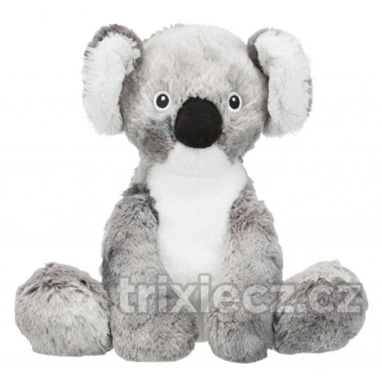TRIXIE Koala, plyšová hračka pre psy, 33cm
