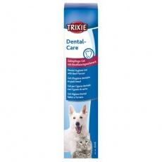 Zubní hygienický gel s hovězí příchutí pro psy a kočky 100 g